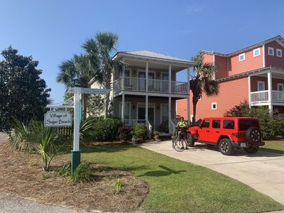 Photo for 'Wrigley's Field'...Our Charming Seagrove Beach 3 BR/BA @1 Mile to Seaside