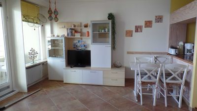 Photo for 503 - small apartment with balcony by the sea - 503 Piratenbau 2-room apartment