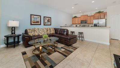 Photo for Rent a Luxury House on Paradise Palms Resort, Minutes from Disney, Orlando House 1194