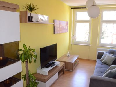 Photo for Spacious modern bright apartment for up to 9 people