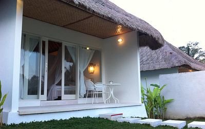 Photo for Ubud Private Pool Villa Rice field View