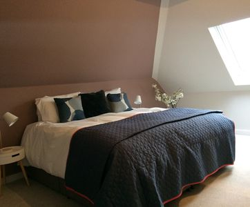 Bedroom 1 (can be double or twin)