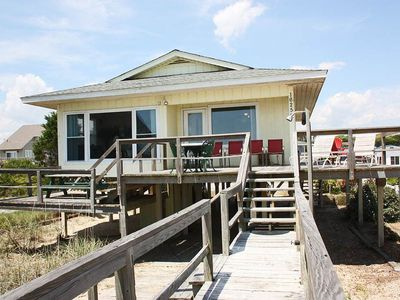 Photo for Sea Sage: 3 BR / 2 BA home in Oak Island, Sleeps 8
