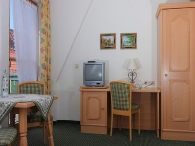 Photo for Suite 2 persons with mini kitchen - Hotel and Berggasthaus Sonnenhof