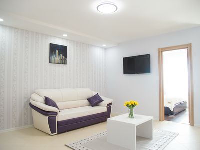 Photo for VIP Minsk Apartment, 2 rooms for 4 guests