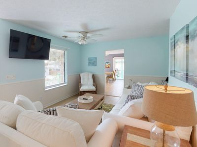 Photo for Relax, you're on Tybee Tyme! Beautiful 3 Bedroom Tybee Vacation Rental