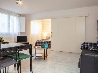 Photo for Urban & Cosy 1bed in Madrid City Center