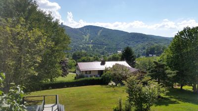 Photo for Get away to the mountains at Sugar Sweet Retreat for some peace and serenity!