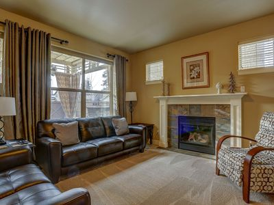 Photo for Hollygrape Escape-New Furnishings, Lovely Outdoor Living- Fireplace and BBQ/Smoker, Mountain Views,
