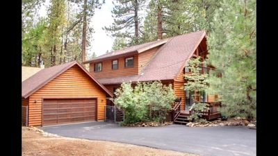 Photo for Cozy Summit Cabin 4 Min.Walk To Ski Lifts, 2 Living Rooms,  2 Fireplaces