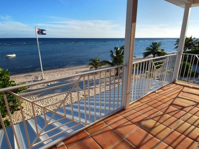 Photo for Little Cayman Beach House - Tranquil Charming Secluded