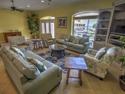 Photo for Beach Getaway- Your Luxury 'Just Steps from the Beach' Vacation