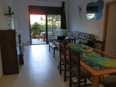Photo for VORA RIU 1, Ideal house for your holidays near the sea, free wifi, air conditioning, pets allowed, dog's beach.