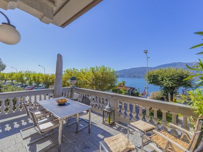 Photo for Apartment THE TERRACE of Suna