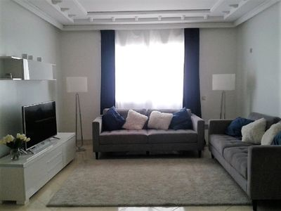 Photo for 2BR Apartment Vacation Rental in Tanger, Tanger-Tétouan