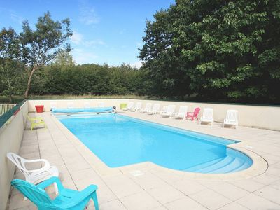 Photo for GITE BREIZH, with heated pool, near the sea, Bénodet and Locronan, WIFI