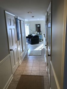 Photo for Lakefront 2 Bedroom 2 Bathroom Condo on Lake Charlevoix.  Gound Floor Unit