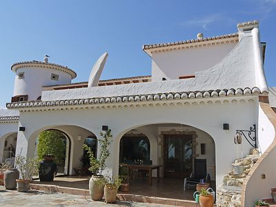 Photo for Vacation home Casa Paris in Moraira - 10 persons, 5 bedrooms