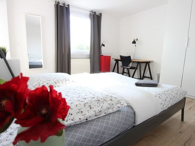 Photo for City center apartment close to main station and kö