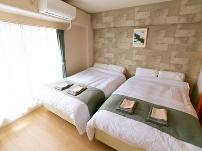 Photo for 5 minutes by train to Dotonbori and Shinsaibashi n - Sakuragawa Mansion 721 / Osaka Naniwa-ku Osaka