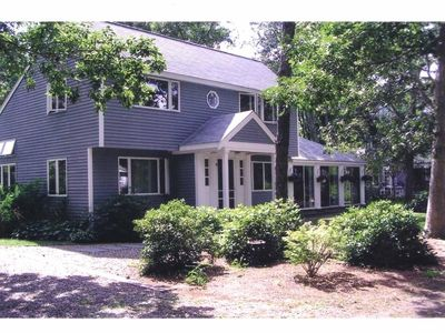 Photo for Spacious Home on Quiet Seconsett Island, Cape Cod