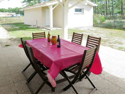 Photo for Vacation home Les Bouleaux (MVT190) in Montalivet - 7 persons, 3 bedrooms