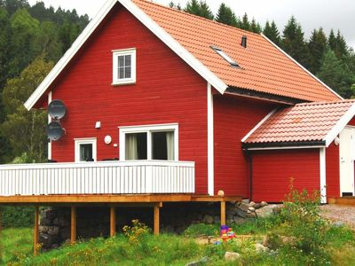 Photo for Vacation home Kristiansand in Kristiansand - 9 persons, 4 bedrooms