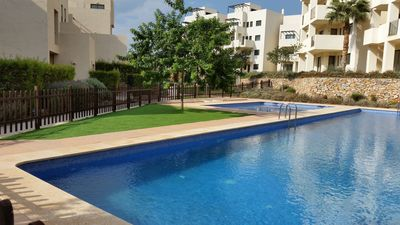 Photo for Modern, accessible ground floor apartment just 30 minutes from Murcia airport