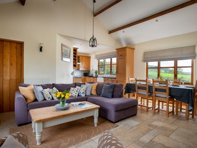 Photo for Award winning 'home from home' cottage in the heart of the Blackdown Hills.