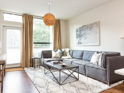 Photo for STAY LOCAL IN INMAN PARK - CHIC APARTMENT