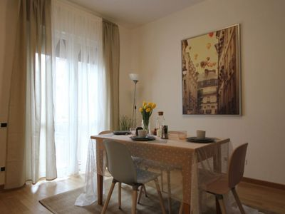 Photo for Central studio with balcony really close to San Gaetano cultural center