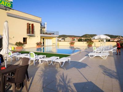 Photo for Apartment Residence Le Fontane  in Villasimius CA, Sardinia - 2 persons, 1 bedroom