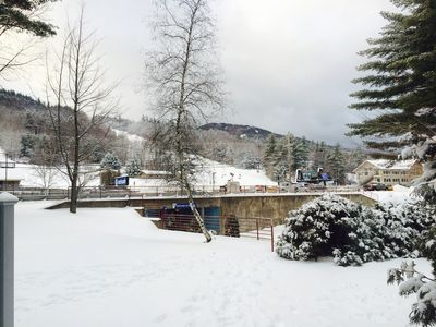 GREAT LOCATION!! - Townhouse at Attitash. Near North Conway & Storyland