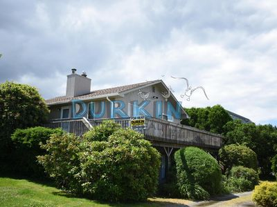 Photo for Spacious Raised Ranch, Short Distance to Beach and Restaurants, Large Wraparound Deck