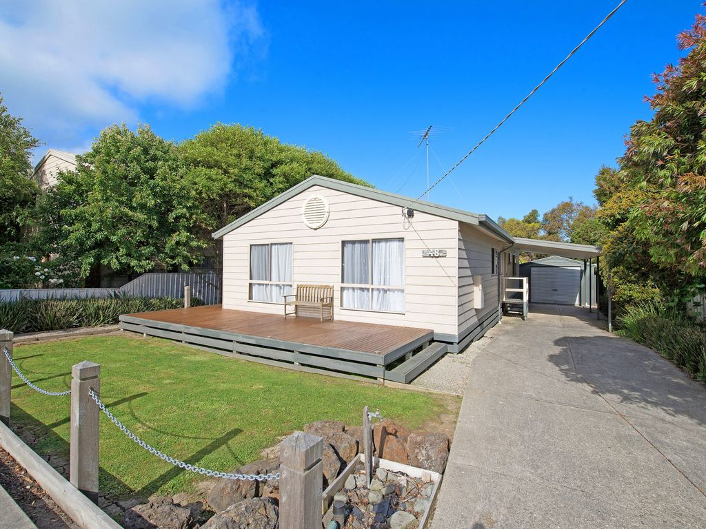 Casa per 8 persone in apollo bay 401349310 for Tre bay garage