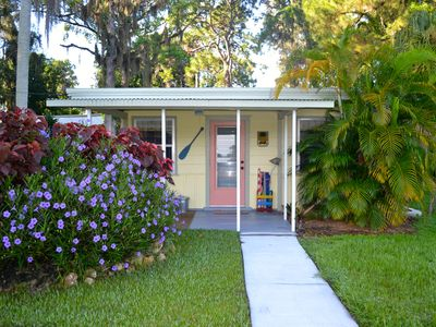 Photo for The Starfish Cottage: A Charming Cozy Key West Style Cottage Near Nokomis Beach.