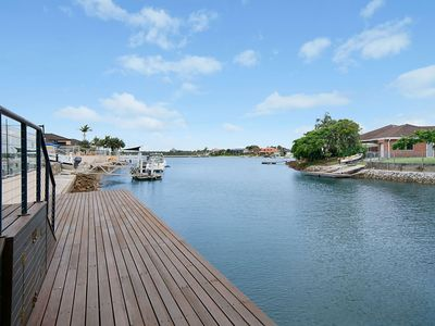 Photo for MERMAID ON MAINBRACE - LUXURIOUS WATERFRONT WITH POOL
