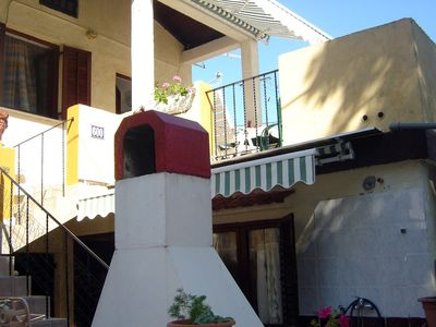 Photo for 2BR Apartment Vacation Rental in Privlaka, Dalmatien