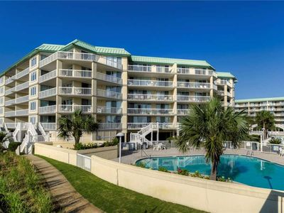 Photo for Cambridge At Somerset Unit 202: 3 BR / 3 BA condo in Pawleys Island, Sleeps 8
