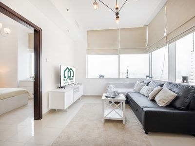 Photo for PANORAMIC VIEWS MODERN 1BR IN DUBAI MARINA