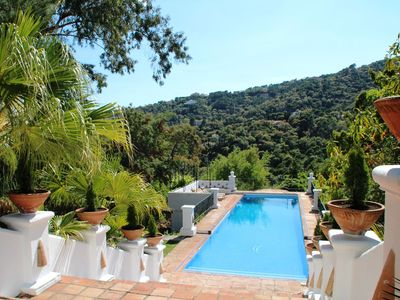 Photo for Luxury 7 Bed villa in exclusive El Madronal ,marbella, Andalucia