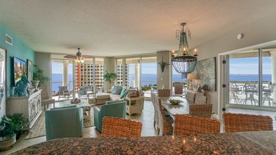 Photo for P3-1204 Exceptional  3BR Elite Rated Skyhome @ Portofino Sleeps 10
