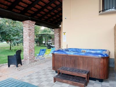 Photo for Vacation home Villa Bottera (CUO100) in Castelletto Stura - 12 persons, 6 bedrooms