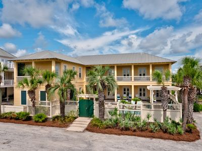 Photo for SPECIAL 15% OFF 9/13-9/29  Lupey 6 bed/4 bath, Grayton Beach, priv. pool