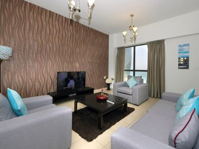 Photo for Jumeirah Beach 3 Bedrooms Apartment