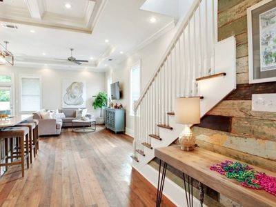 Photo for Perfect Midcity Entertainment Oasis Near FRENCH QUARTER FOR LARGE GROUPS!