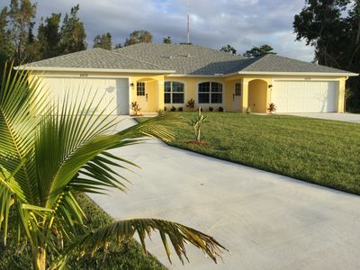 Photo for Gulf Island Villa I  New!  2, 3, or 5 BR   On Pine Island by Ft. Myers