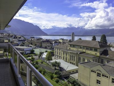 Photo for Apartment Montreux - Panorama  in Montreux, Lake Geneva Region - 5 persons, 3 bedrooms