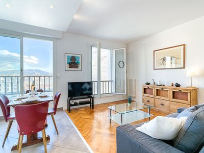 Photo for 2BR Apartment Vacation Rental in Marseille, Provence-Alpes-Côte d'Azur
