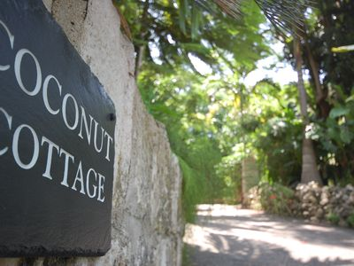 Photo for Coconut Cottage - Private/Staffed Villa W/ Round Hill Mem.